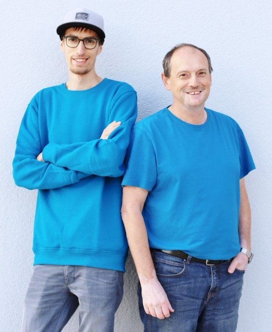 Michael und Reiner - H&B Energie-Systeme-550x670